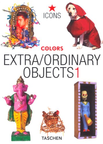 Extra/Ordinary Objects: Colors (Vol 1) (French Edition)