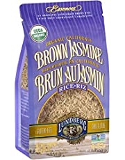 Lundberg Organi Organic Jasmine Brown Rice, 907 gm