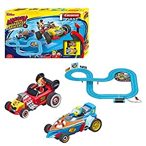 carrera mickey and the roadster racers circuito de. Black Bedroom Furniture Sets. Home Design Ideas