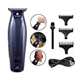 Maybuy Professional Hair Clippers Beard Trimmer Set for Men Electric Mustache Stubble Facial Body Hair Trimming Shaver Groomer Cordless Rechargeable Grooming Kit,Gift for Dad Husband Boyfriend MB3005