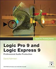 Completely revised and updated for Logic Pro 9 and Logic Express 9, this Apple-certified guide shows you how to record, produce, and polish music files with Apple's professional audio software. Veteran music producer David Nahmani's step-by-s...