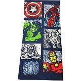 "Marvel Avengers Comic 30"" x 60"" Cotton Beach/Bath/Pool Towel"