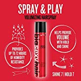 SexyHair Big Spray & Play Volumizing Hairspray, 10