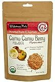Wilderness Poets Organic Camu Camu Berry Powder, 3.5 Ounce