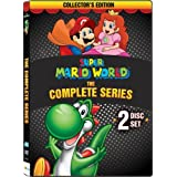 Super Mario Bros/World: Smb World Complete Series [Import]
