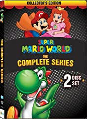Join your favorite brothers, Mario & Luigi, as they continue their adventures in Dinosaur Land with Princess Toadstool and their new friend, Yoshi! Watch out, though - King Koopa and his evil Koopalings have made their way to Dinosaur Lan...