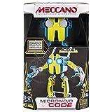 robots building - Meccano-Erector - Micronoid Code A.C.E. Programmable Robot Building Kit