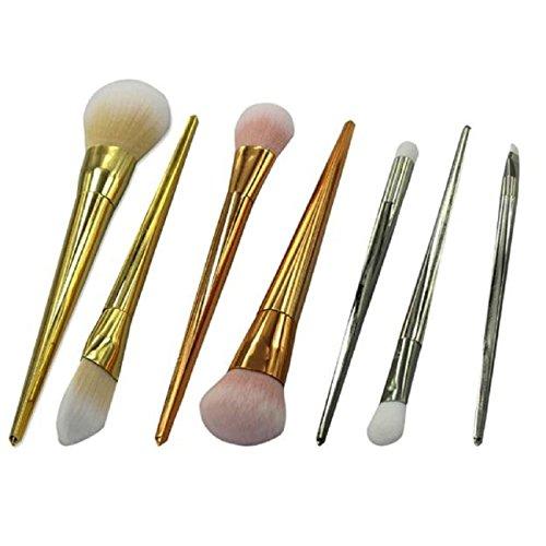 Makeup Brush, Tonsee 7PCS Cosmetic Makeup Brush Makeup Brush Eyeshadow Brush