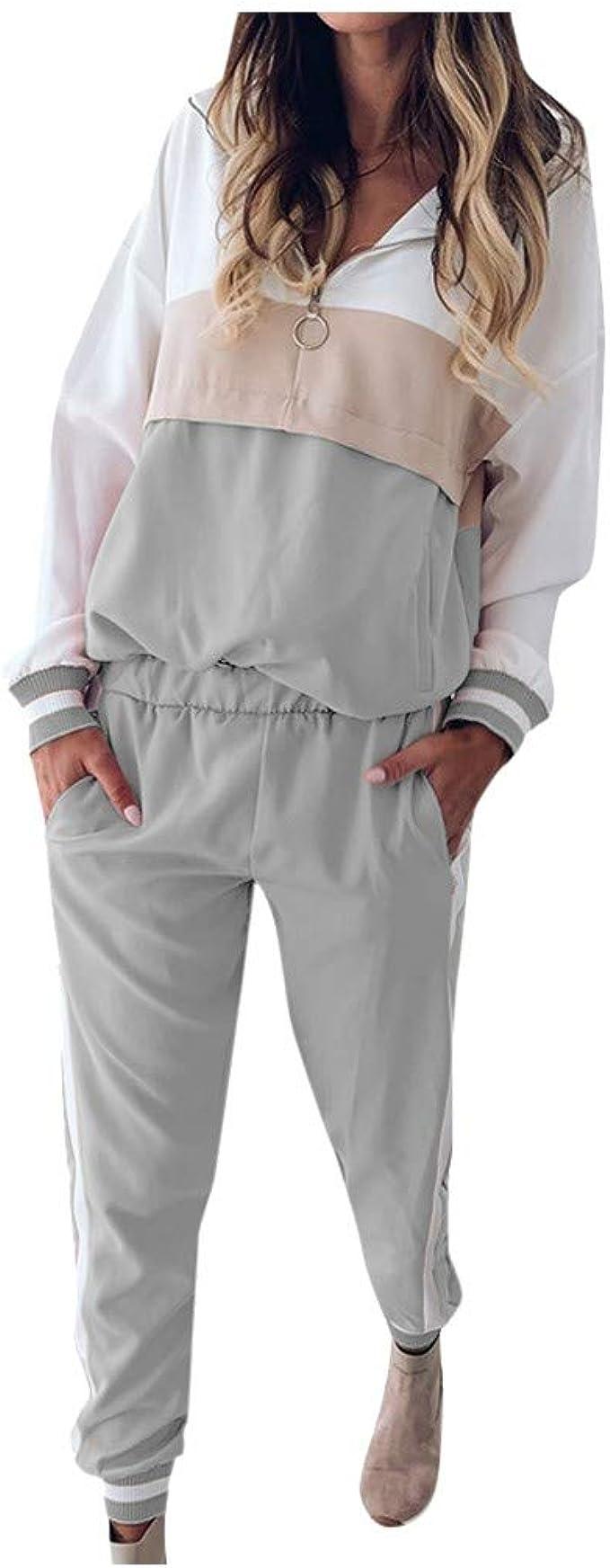 Conjuntos Mujer Chandal, Tops Deportivos Mujer Fitness, Pantalones ...