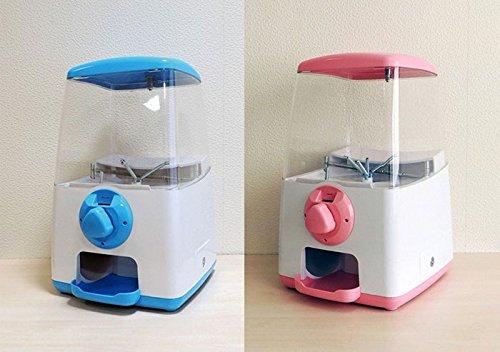 ガチャキューブ ブルー/ピンク ブルー