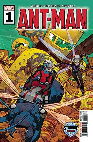 Ant-Man (2020) #1 VF/NM Eduard Petrovich Cover