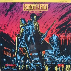 Streets Of Fire LASERDISC (NOT A DVD!!!) (Full Screen Format)