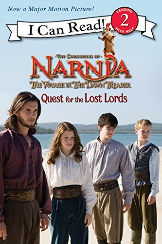 The Voyage of the Dawn Treader: Quest for the Lost Lords (I Can Read Level 2) pdf