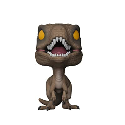 Funko Pop! Movies: Jurassic Park - Velociraptor Collectible Figure: Funko Pop! Movies:: Toys & Games