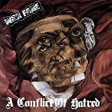A Conflict Of Hatred (140Gm White Vinyl)