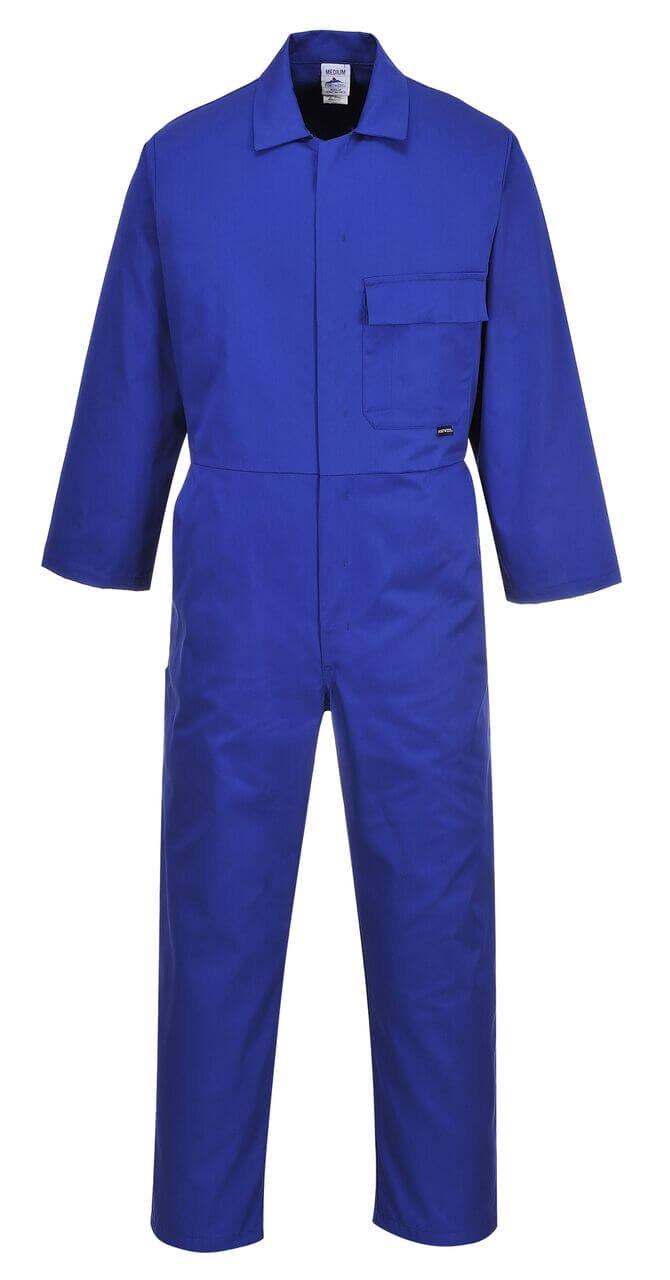 talla 3 XL boilersuit est/ándar color Botella Portwest C802