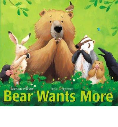 Bear Wants More ebook