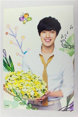 Kim Hyun Joong Kpop Poster A3 Poto paper size High quality No.003