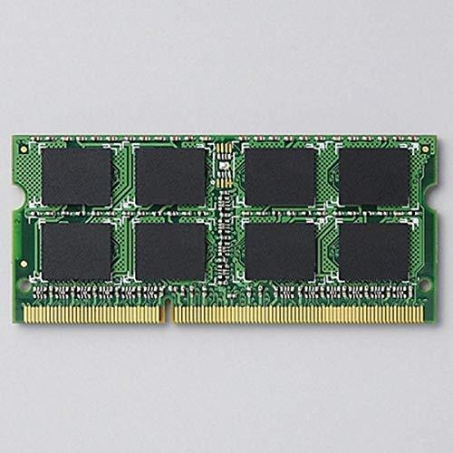ELECOM(エレコム) RoHS対応 DDR3L-1600(PC3L-12800) 204pinS.O.DIMMメモリモジュール/4GB EV1600L-N4G/RO AV デジモノ パソコン 周辺機器 USBメモリ SDカード メモリカード フラッシュ その他のUSBメモリ SDカード メモリカード フラッシュ 14067381 [並行輸入品] B07L7PLBND
