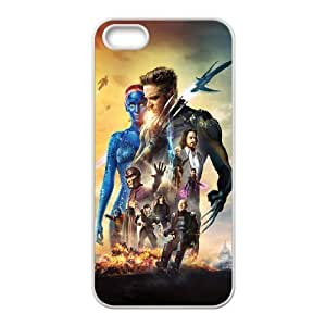QSWHXN Diy X Men Selling Hard Back Case for Iphone 5 5g 5s