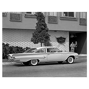 1960 Chevrolet Bel Air 2 Door Sedan Automobile Photo Poster