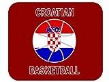 Croatian Basketball Mouse Pad - Croatia
