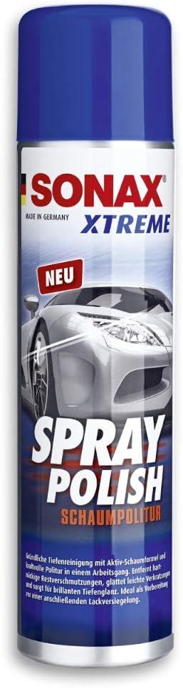 Sonax 2413000 Xtreme Spraypolish Schaumpolitur 320ml Auto