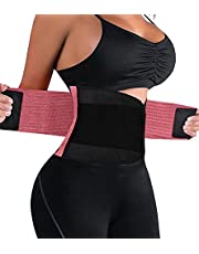 DCCDU HURMES Women's Waist Trainer Belt-Waist Cincher Trimmer-Slimming Body Shaper Belt-Sport Girdle Belt