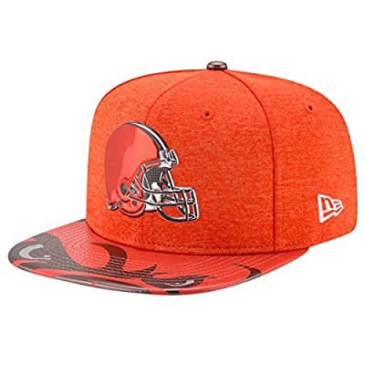New Era Snapback Cap - NFL 2017 DRAFT Cleveland Browns