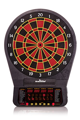 Arachnid Cricket Pro 670 Electronic Dartboard by Arachnid