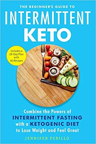 The The Beginner's Guide to Intermittent Keto product recommended by Kelsey Duran on Improve Her Health.