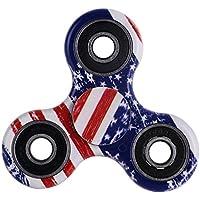 Balai Fidget Toy Hand Spinner Camouflage, Stress Reducer...