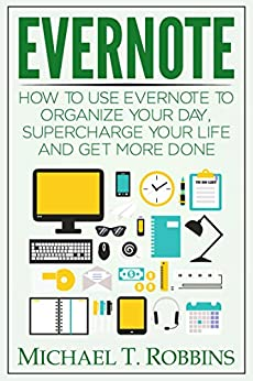Evernote Organize Supercharge Getting Things ebook product image
