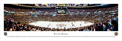 Boston Bruins - Center Ice - Blakeway Panoramas Unframed NHL Posters