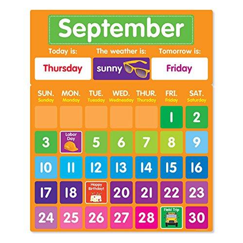 Color Your Classroom: Calendar Bulletin Board
