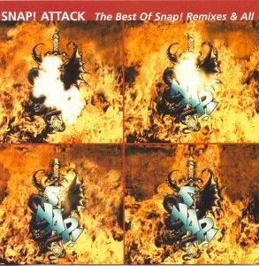 Snap Attack:Best of Snap Remixes & Al by Snap (1997-02-11) (Snap Best Of Snap Attack)