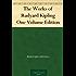 The Works of Rudyard Kipling One Volume Edition