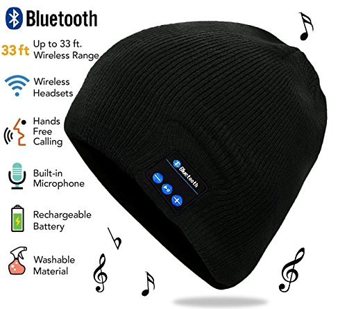 Bluetooth Hat 507f2dddbed