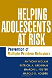 img - for Helping Adolescents at Risk: Prevention of Multiple Problem Behaviors book / textbook / text book