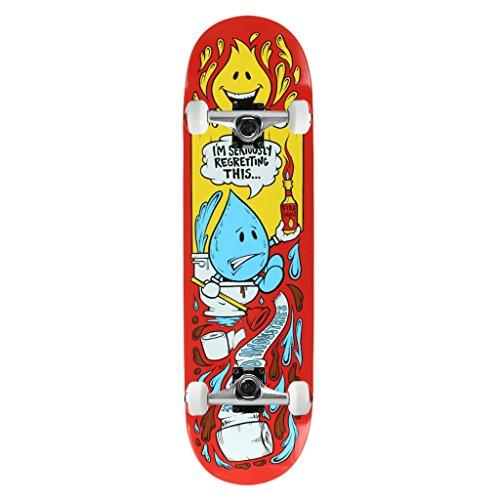 Complete Industries Skateboards World - World Industries Skateboard Complete Wet Willy Regret 8.3