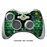 Skin Stickers for Xbox 360 Controller – Vinyl High Gloss Sticker for X360 Slim Wired Wireless Game Controllers – Protectors Stickers Controller Decal – Green Digicamo [ Controller Not Included ] For Sale