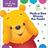 img - for Disney Baby Peek-a-boo Winnie the Pooh book / textbook / text book