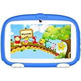 Hometom Kids Edition Tablet, 7 HD Display, Android 6.0 Tablet PC RK3126 CORE 8GB ROM WiFi Children Gift