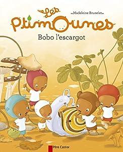 "Afficher ""Les ptimounes n° 04<br /> Bobo l'escargot"""