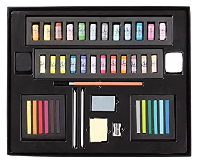 Jack Richeson 427352 Richeson Signature Pastels Signature Basic Foundation Set