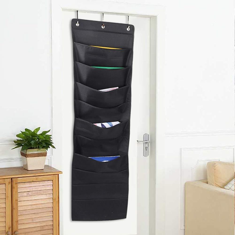 Over The Door Multilayer Hanging Storage Organizer