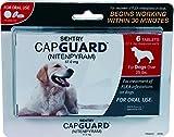 SENTRY Capguard (nitenpyram) Oral Flea Treatment Medication, 25 lbs and Over, 6 count