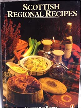 Book Scottish Regional Recipes