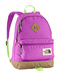 The North Face Mini Berkeley Backpack - sweet violet/budding green, one size