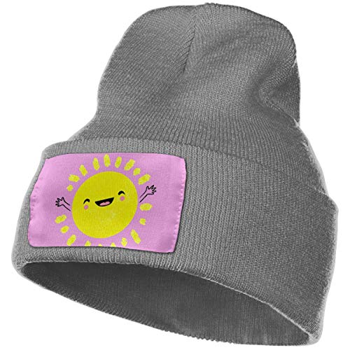 Knit Hat Cap You-are-My-Sunshine-Cute-Sun